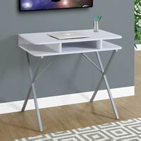 mainstays glass top desk multiple colors mainstays glass top desk multiple colors from walmart