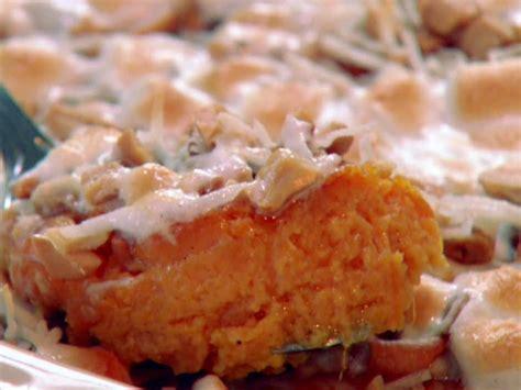 sweet potatoes sweet potato souffle  marshmallows
