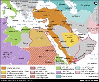 Chute Empire Ottoman by La Mort De L Empire Ottoman Et La Cr 233 Ation Du Moyen Orient