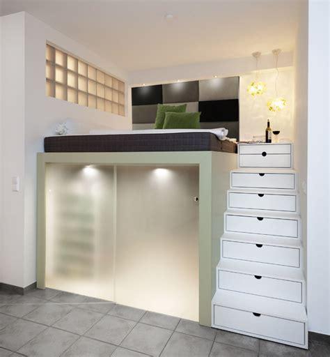 badezimmer aufbewahrung hochbett mit stauraum modern schlafzimmer bremen