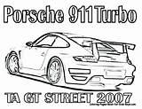Coloring Hard Joey Porsche Logano Printable Template Driving Kid Gt Cars Getcolorings Getdrawings Difficult sketch template