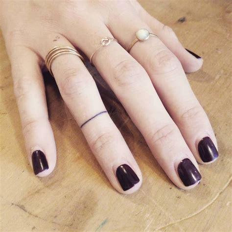 Best 20+ Ring Tattoos Ideas On Pinterest  Ring Finger