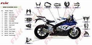 China Motorcycle Carbon Fiber Parts For Bmw S1000rr 2015