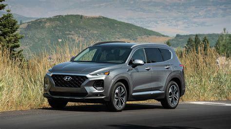 2019 Hyundai Santa Fe First Drive Flawed And Fantastic