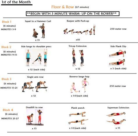 theory orange workouts workout otf exercises circuit fitness aerobic