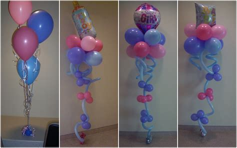 balloon decorations ideas for baby shower balloon centerpieces party favors ideas