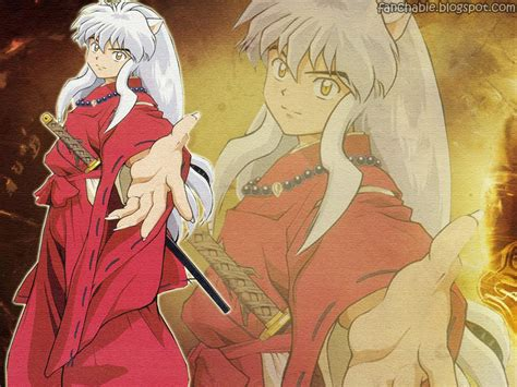 inuyasha wallpaper desktop wallpapersafari