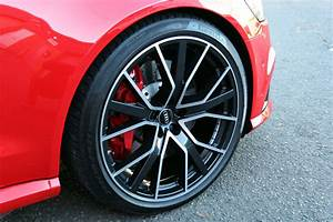 Crystal Serum Protection For A Misano Red Audi Rs6 Avant