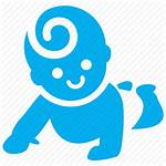 Icon Toddler Icons Kid Child Climbing Clamber