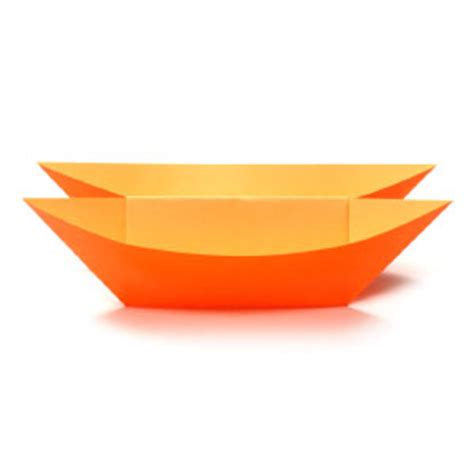 Catamaran Boat Origami by How To Make A Simple Origami Catamaran Boat Page 1