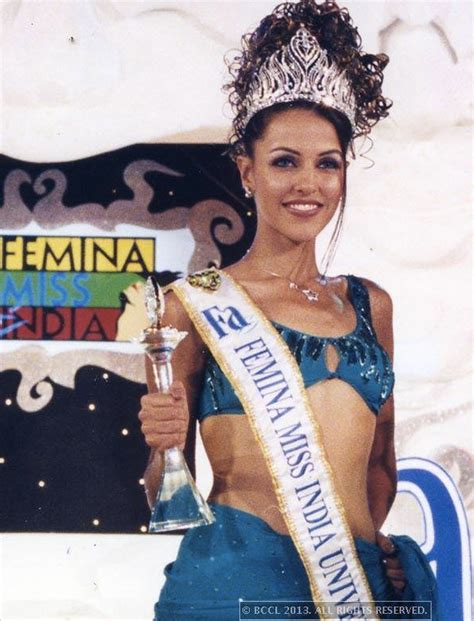 Miss India Tiara — REENA AHLUWALIA