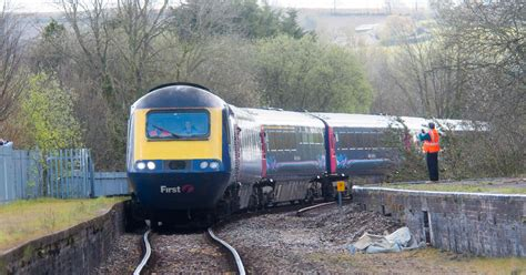 Exeter To Barnstaple Train Line Disrupted By Fallen Tree