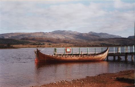 Viking Longboat Description by File Viking Longboat Acharacle Geograph Org Uk 58571