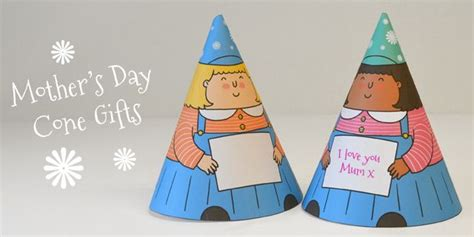 Cone Template Twinkl by 133 Best Images About Mother S Day Printables On Pinterest