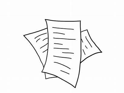 Paper Scrap Writing Practice Ctrl Shift Research