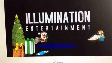 illumination entertainment logo a gamesd reminganto of