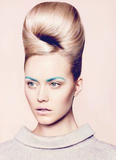 dramatic and bold hairstyles for 2015 styles 7