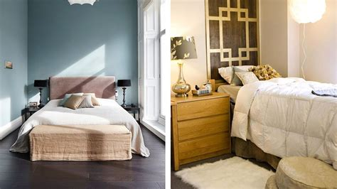 11 small bedroom ideas to make your room more spacious