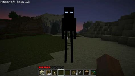 minecraft  enderman fanmade youtube