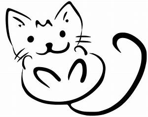 Cat, Face, Drawing, Images