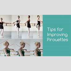 Tips For Improving Pirouettes Ballethub