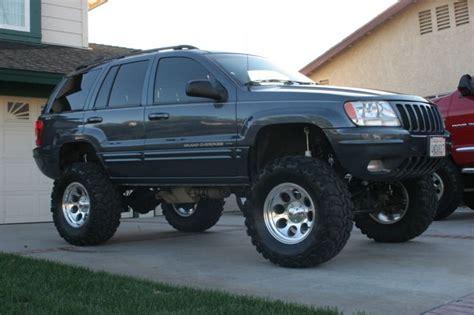 raised jeep grand cherokee jeep grand cherokee 3 lift jeep grand cherokee wj jeep