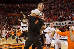 Inside the Locker Room after Oklahoma State's 83-81 Bedlam ...