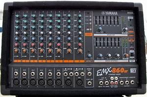 Yamaha Emx860st Mixer Service Manual  U0026 Repair Guide