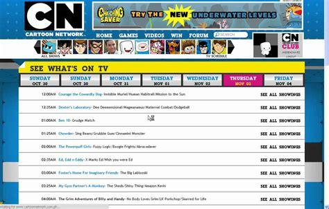 Schedule Cartoon Network Philippines