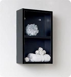 Colonne Salle De Bain Noir : colonne de salle de bain 50cm noir armoire de salle de bains ~ Teatrodelosmanantiales.com Idées de Décoration