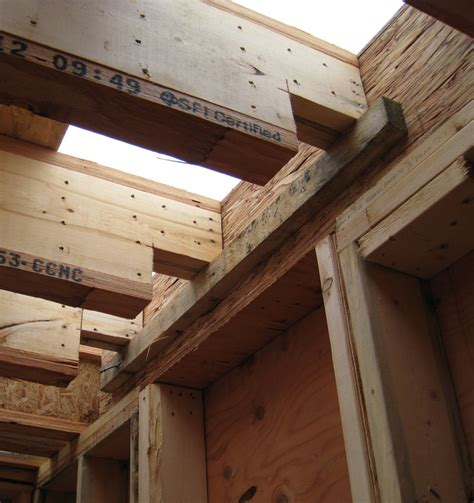 tji floor joist details study west 171 home building in vancouver