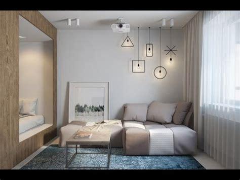 Apartments Decorating Ideas Under 30 Square Meter  Youtube
