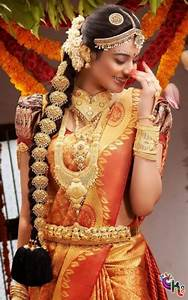 29 Amazing Pics of South Indian Bridal Hairstyles for Weddings