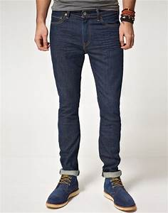 Leviu0026#39;s Levis 510 Skinny Jeans in Blue for Men | Lyst
