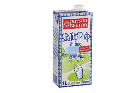Milk In French Pb French Milk Semi Skimmed Newviet Dairy English