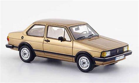 Volkswagen Jetta I Beige 2 Portes Liavec. Auflage 300 1980