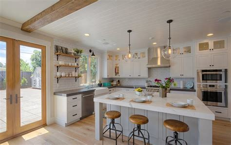 Top Farmhouse Style Kitchen Cabinets Delicious