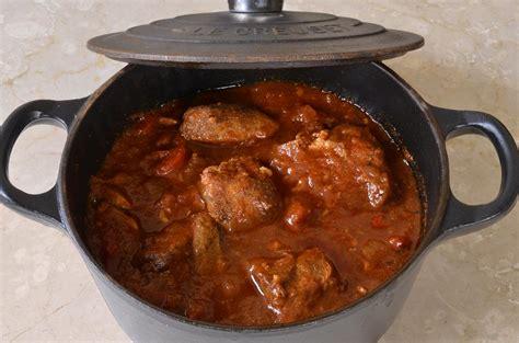 cuisine sans gluten goulash de porc ma cuisine santé