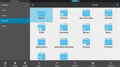 sideload apps apk files   nexus player  adt  talkandroidcom