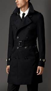Trench Coat Burberry Homme : gabardinas masculinas elegancia de entretiempo ~ Melissatoandfro.com Idées de Décoration