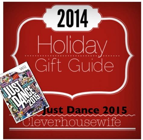2014 holiday gift guide something to dance about just