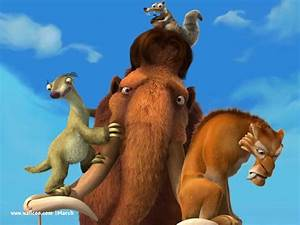 ICE AGE ADVENTURES Our Voice In English