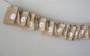 Idée Calendrier De L Avent Homme : fabriquer calendrier avent mon b b ch ri blog b b ~ Dallasstarsshop.com Idées de Décoration