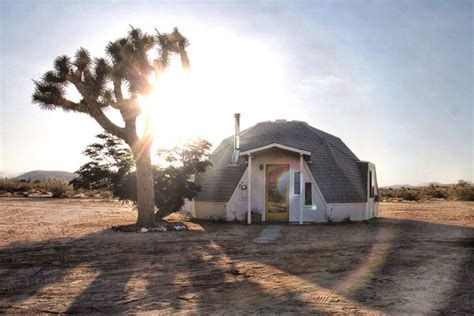 desert airbnb dome joshua tree homes wars star cabin vacation park national rentals tiny california rent otherworldly geodesic houses stay