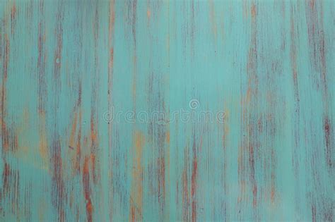 Turquoise Wood Background   Painted Wooden Planks For Desk