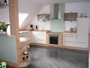 Küche In Dachschräge : innenausbau ~ Markanthonyermac.com Haus und Dekorationen