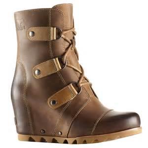 s wedge boots canada sorel joan of arctic wedge mid waterproof boots 39 s ebay