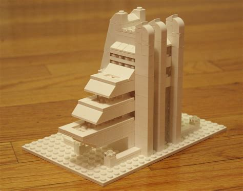 Architecture Ideas by Lego Architecture Studio The Owl