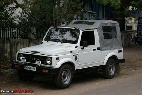 jeep gypsy jeep lover from chennai team bhp