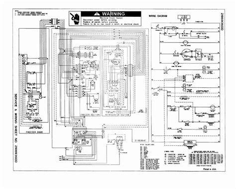 kenmore refrigerator wiring schematic free wiring diagram
